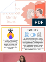 Sexual Orientation & Gender Identity Issues