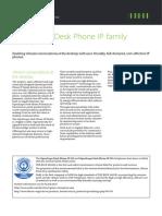 OpenStage Desk Phone IP