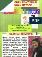 4. Neurosenso Stimulasi