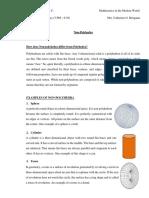 ITMM - Non Polyhedra