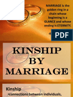 Kinship by Marriage