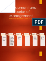 Development and Theories of Management (1)