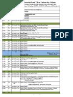 Academic Calendar -2019 (July to Dec) for Engg, ISBM, HMCT, Pharmacy, Education, SILS, Appl. Sci..xlsx