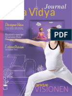 Yoga Vidya Journal Ausgabe Nr. 38