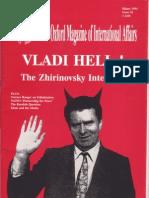 The Zhirinovsky Interview