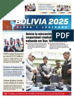 Separata Bolivia 2025 Nro 64 Redes