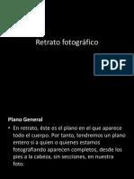 4 planos composicion Retrato fotográfico