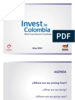 045 Colombian Economy Foreign Investment Report