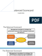 Tha Balanced Scorecard
