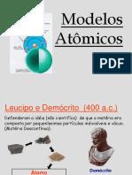 Modelos Atômicos 5