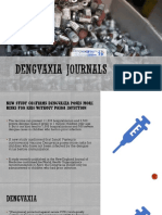 Dengvaxia Journal