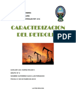 informe carcacterizacion