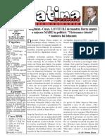 Datina - Ediție Națională -14-15.09.2019 - prima pagină