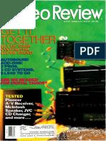 Revista Stereo Review 1994