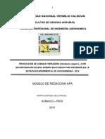 Modelo de Radaccion Apa