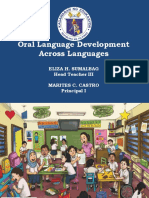 Oral Language Across Languages 6