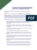 Ra 9993_pcg Law of 2009