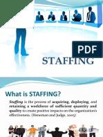 Staffing Ppt