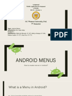 Android Menus.pptx