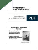 Hypokinetic
