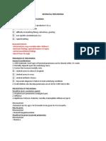 Neonatal Pneumonia