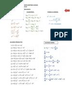 Formulario de Calculo v1