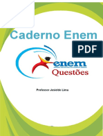 Caderno Enem 1 - São Paulo GABARITO