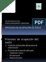 05 - Procesos de Ocupación Del Suelo