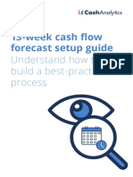 13 Week Cash Forecasting Setup Guide 1