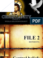 Introduction to World Religion Christianity File 2