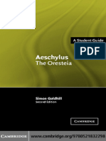 Simon Goldhill-Aeschylus_ The Oresteia (Landmarks of World Literature (New)) (2004).pdf