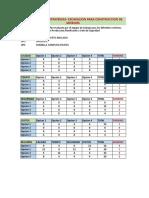 estrategia de evaluación de proyectos