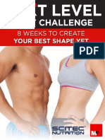 Next Level Challenge. 8 weeks to create your best shape yet