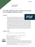 PEP LLOPIS-MÚSICA Y COREOGRAFÍA
