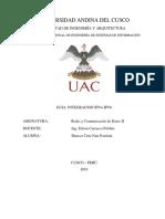 RCD II 2018 II Hancco Cruz Estefani Ipv4 Ipv6