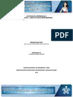 Evidencia 2 Juego de Roles Benchmarking..