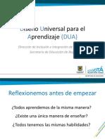 Diseño Universal Para El Aprendizaje (DUA) (3)