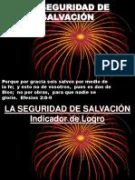 1 Lección 1, La Seguridad de Salvación.ppt