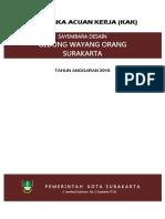 Gedung Wayang Orang Surakarta