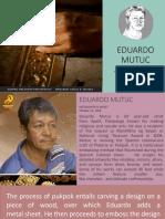 EDUARDO MUTUC