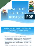 TALLER DE LECTURA Y REDACCIÓN.pptx