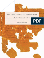 Carr, D - The formation of the Hebrew Bible.pdf