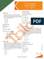 Examen 2019 Uni i Solucionario Fisica Quimica