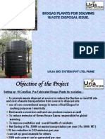 biogas plant ppt