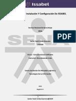 Manual De Instalación Y Configuración ISSABEL BETA 1.pdf
