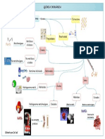 Mapa Mental Química Inorgánica