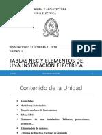 Tablas y Elementos de Una Instalación Eléctrica-3