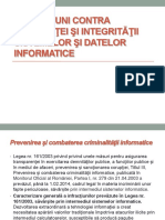 Curs 21 - Infractiuni Informatice (2018-2019) (1)