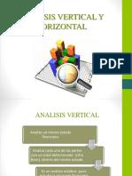 Análisis Vertical y Horizontal-1