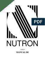 MANUAL+NUTRON++NT+824